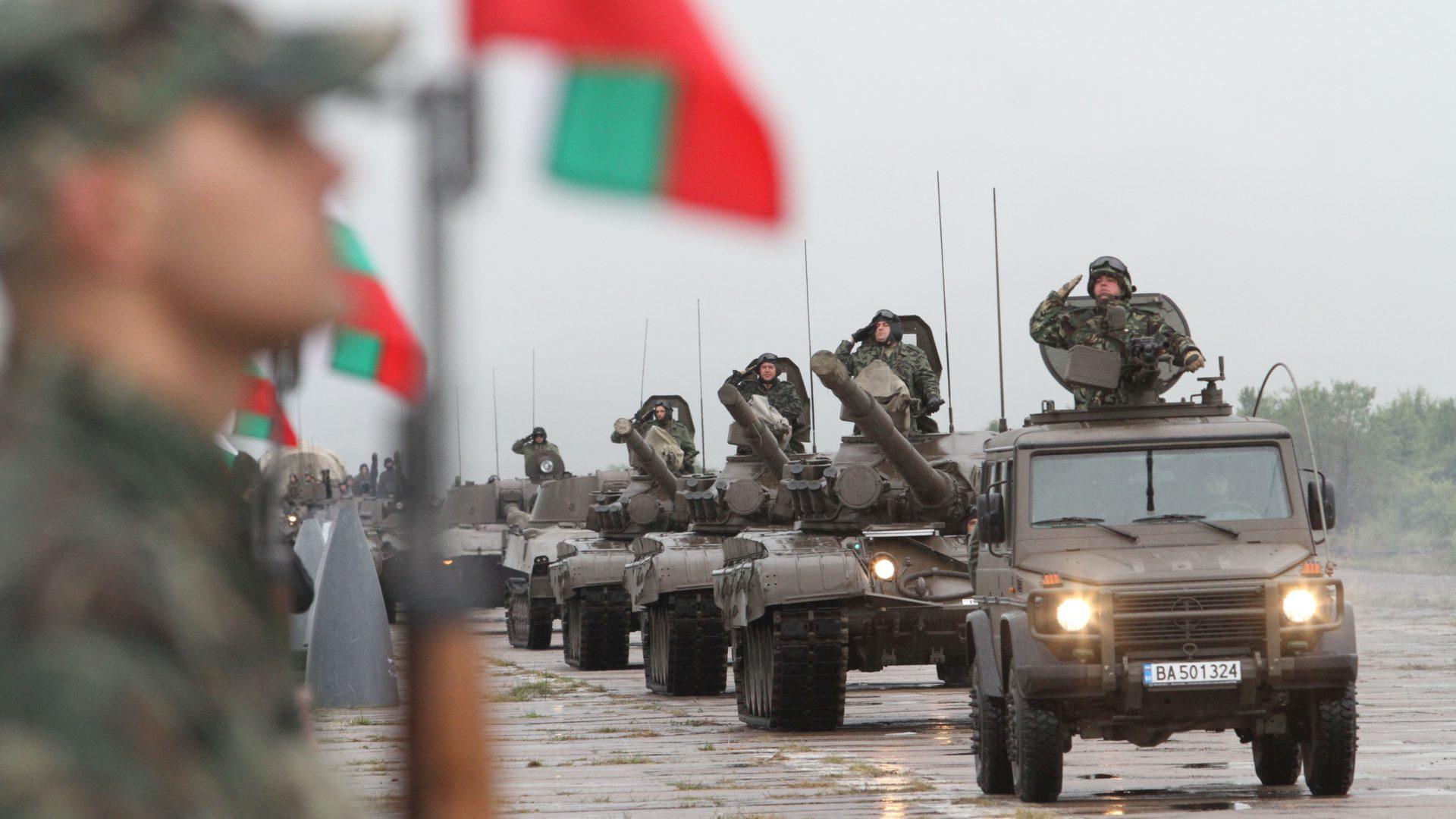 """""""Да, България!"""" настоява Началник на отбраната да бъде назначен при действащ парламент"""