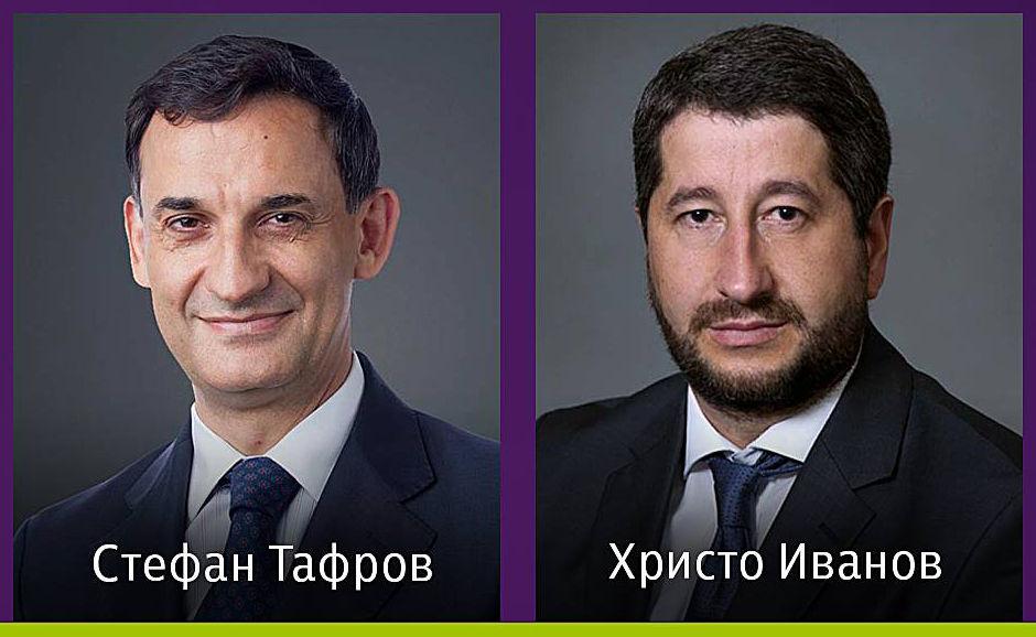 Видео чат с Христо Иванов и Стефан Тафров