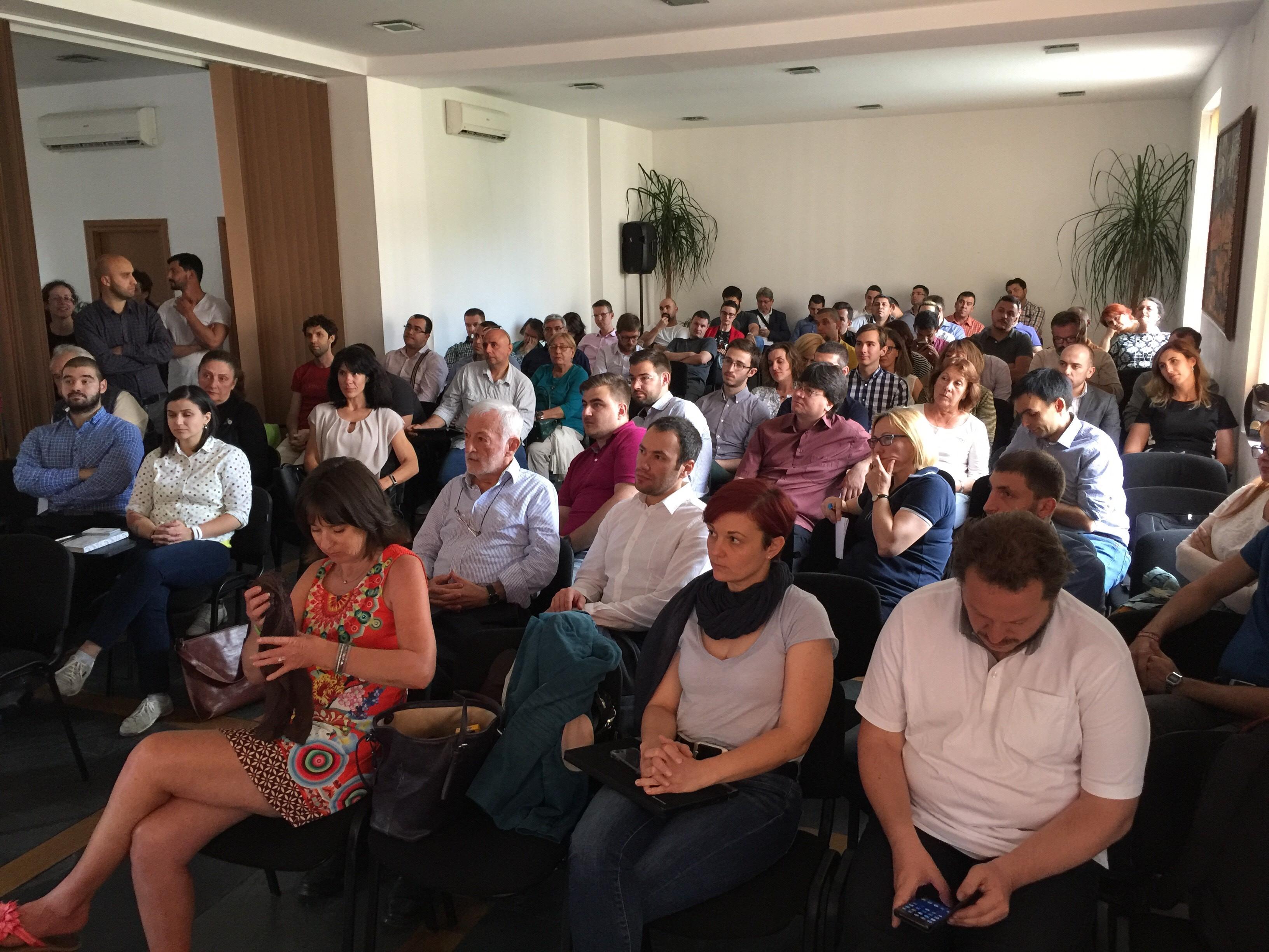 """ПП """"Движение Да България"""" стартира организирането на Тематични работни групи"""