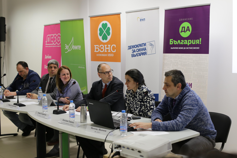 Алтернативно обществено обсъждане за строеж на инсинератор в София