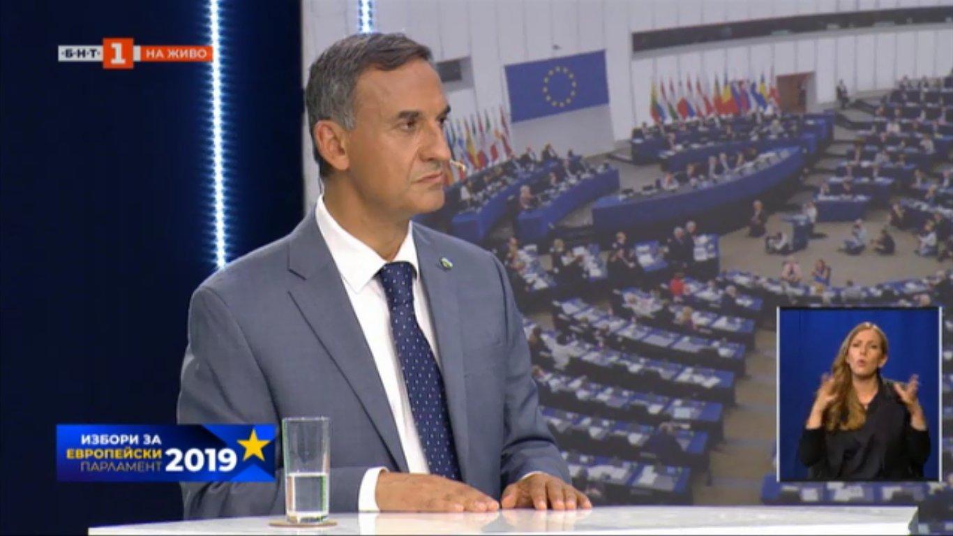 Стефан Тафров: Само Демократична България може да върне достойнството на страната ни