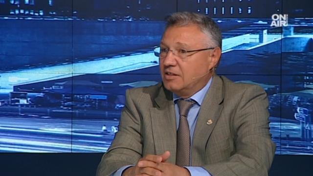 Превъоръжаването на България не може да става на парче