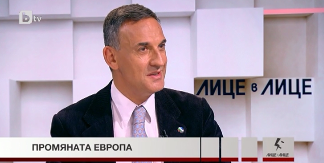 Стефан Тафров: Демократична България е най-проевропейската политическа сила в България
