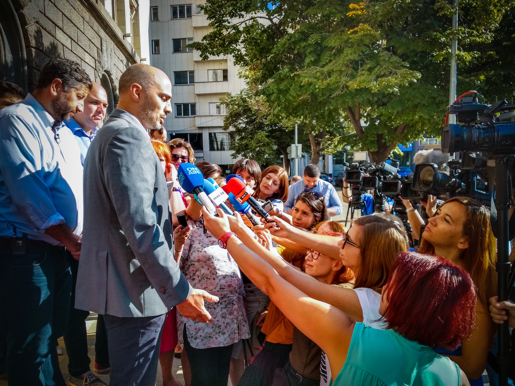 Демократична България внесе документи за национална регистрация за местните избори