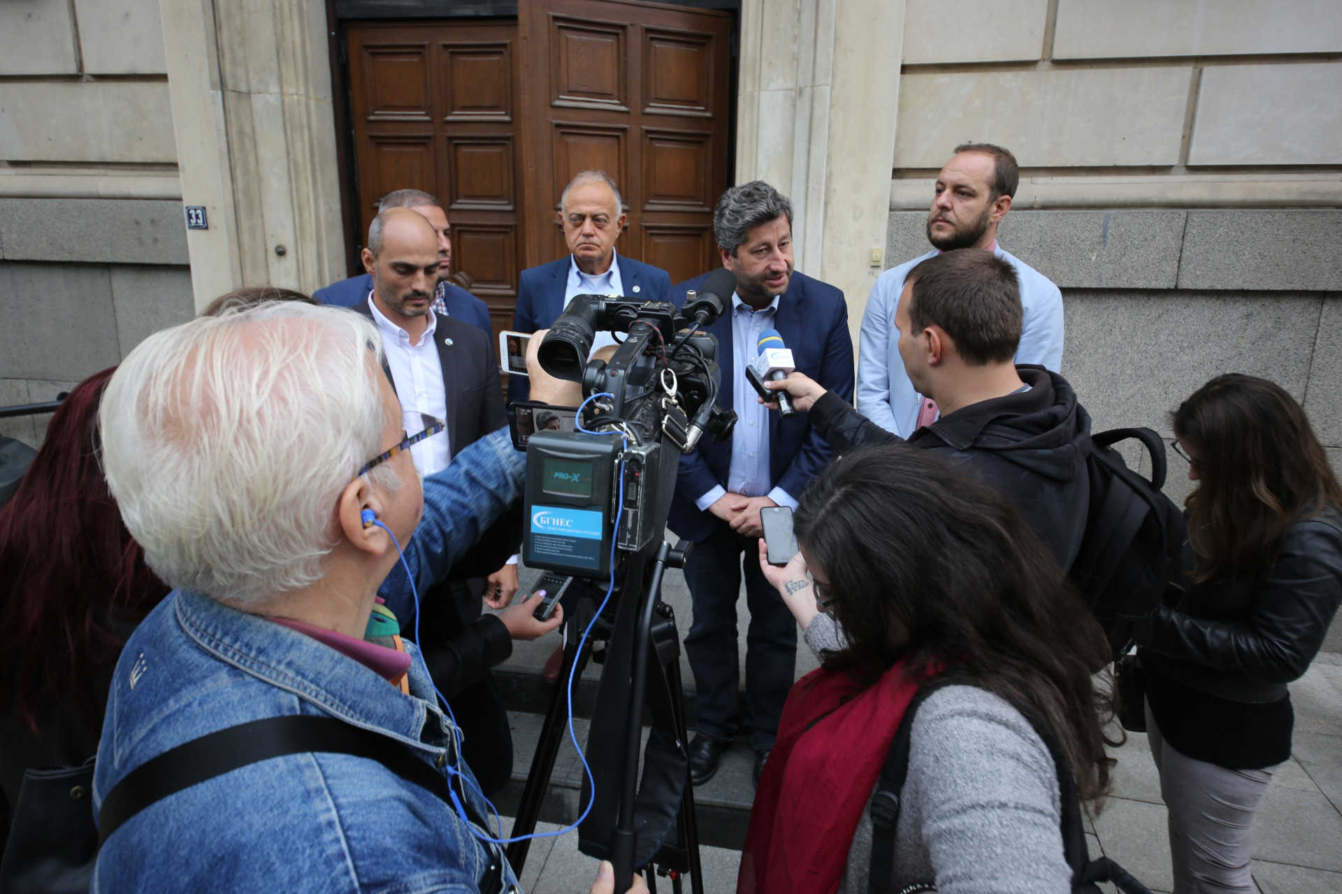 Демократична България внесе листа за общински съветници и кметове на София