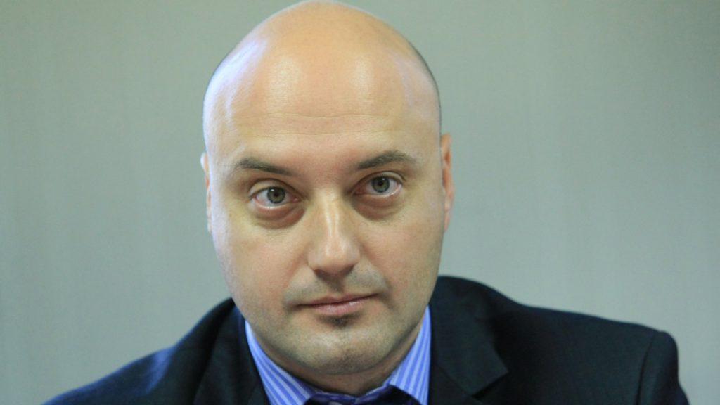 """Атанас Славов пред """"Дарик"""": Не може главният прокурор да е единственият върховен представител в държавата, който не се отчита пред никого"""