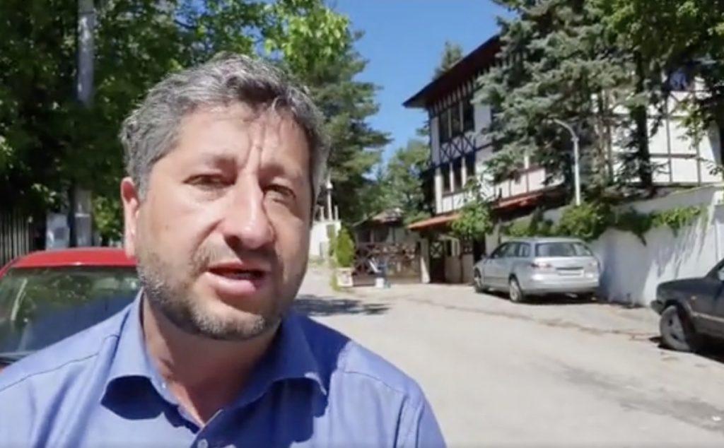 Христо Иванов: Ще има гражданско етническо напрежение само ако управляващите го допуснат и само ако ДПС го организира