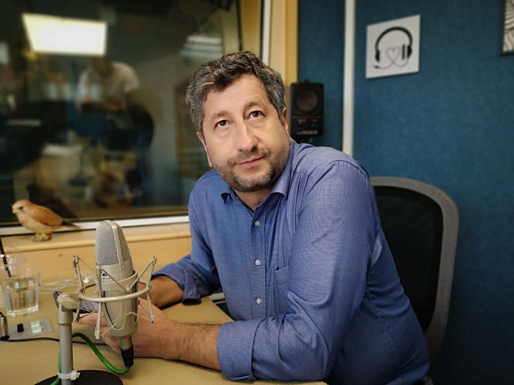 Христо Иванов: Борисов и Гешев опитват взаимно да се подсигурят