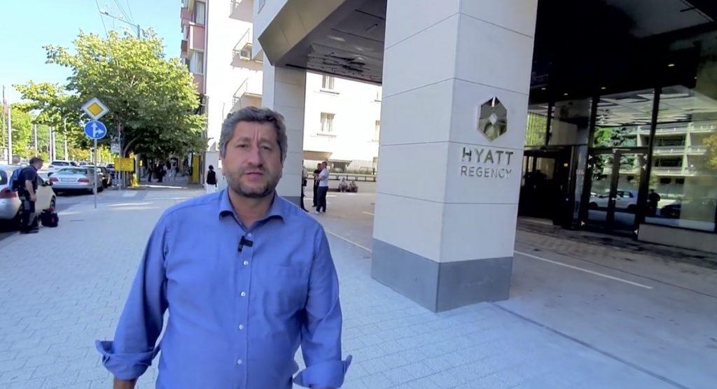 Христо Иванов: Как е финансирана хотелската империя на Златев?