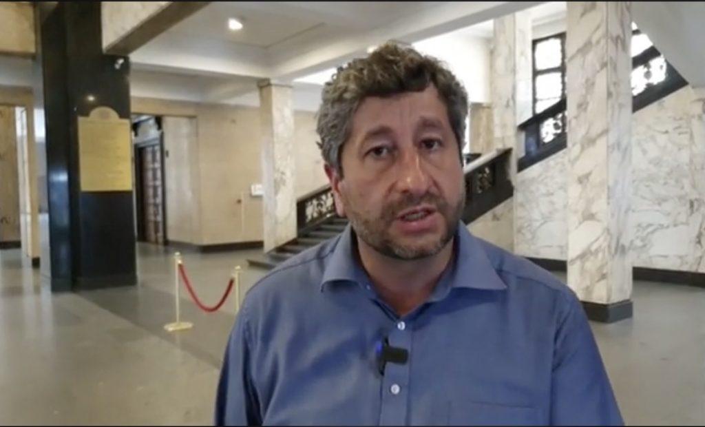 Христо Иванов: Няма да приемем прокуратурата да провери само кой е произвел тези записи