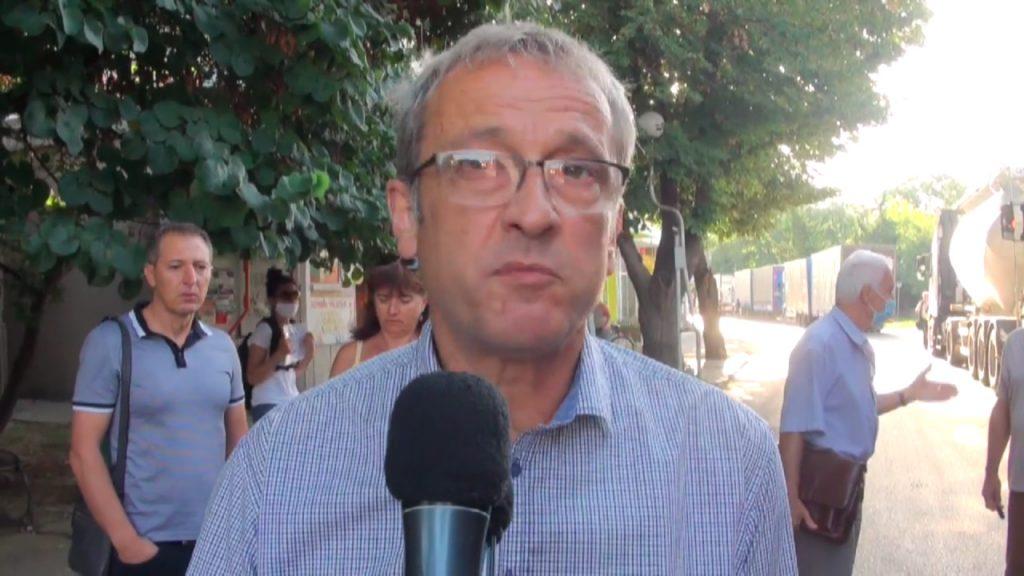 Протестът в Силистра блокира ГКПП с Румъния за 2 часа