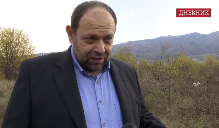 Константин Павлов за опасността от застрояване на зелени площи в София