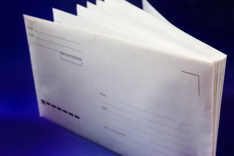 Законопроект за промени в Изборния кодекс за въвеждане на пощенско гласуване