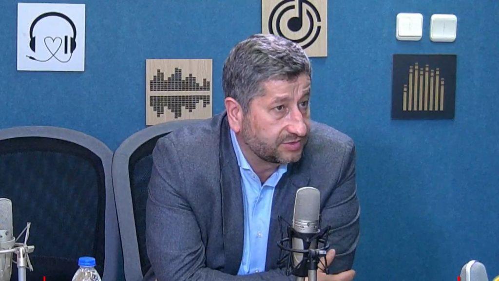 Христо Иванов: Целта ни е да излъчим в парламента национален отбор, който да реализира политики