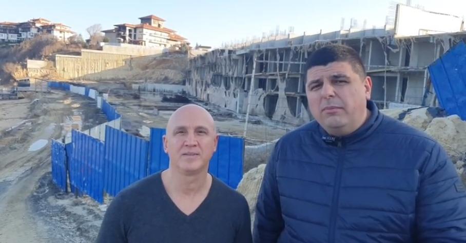 Как прокуратурата всъщност не иска да спре строежа на подпорния хотел на Алепу, а може