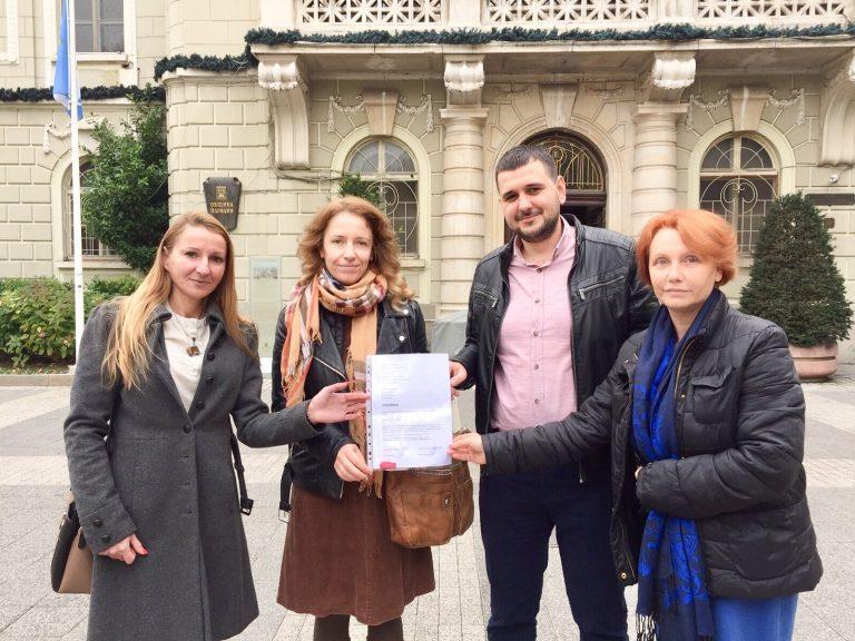 Демократична България към кмета на Пловдив: Законно ли е строителството на параклиса на Джамбаз тепе