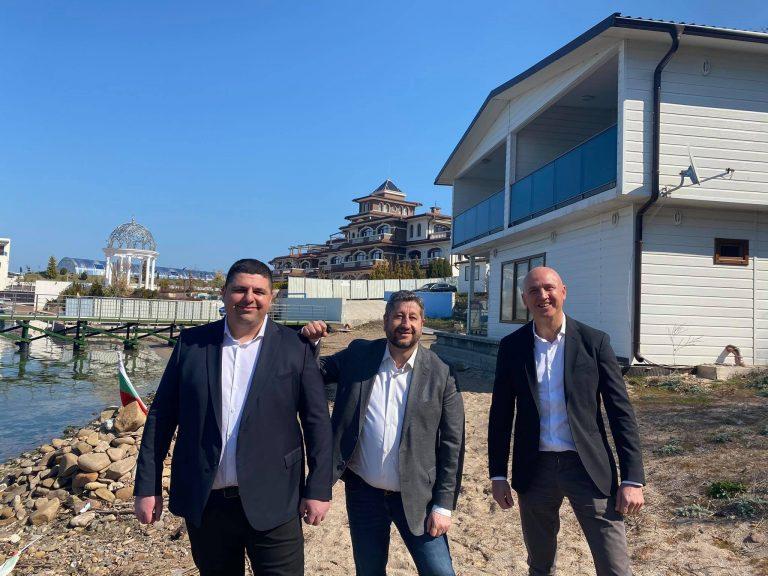 Статутът на плажа на Росенец е гарантиран