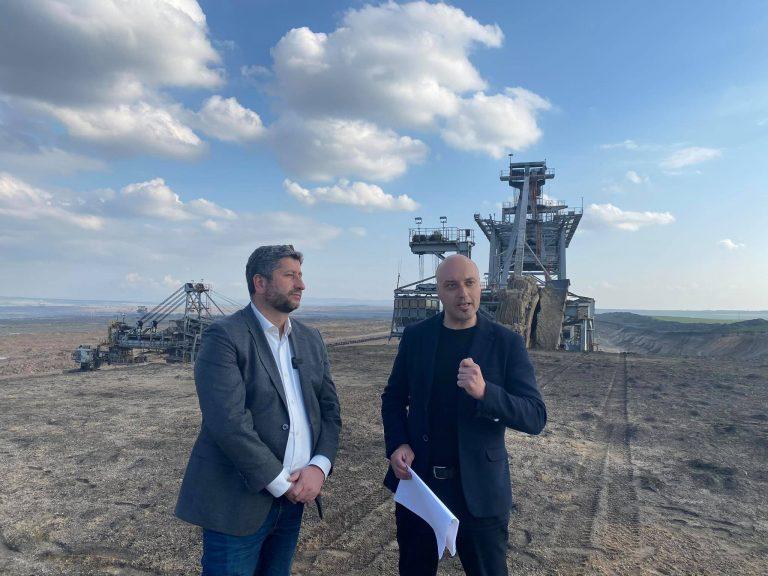 """Атанас Славов: Има бъдеще за мини """"Марица Изток"""""""
