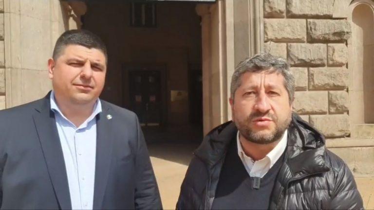 Отговор на Борисов и покана към Дончев