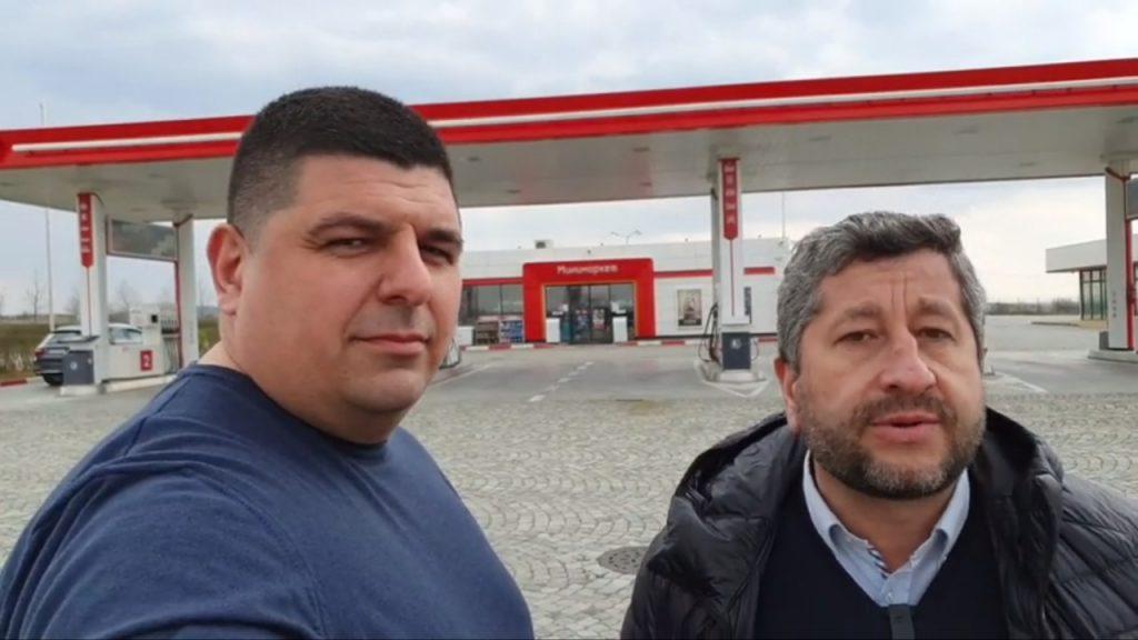 Христо Иванов: Да държим Борисов далеч от парите, които обича да тъпче в шкафчето си