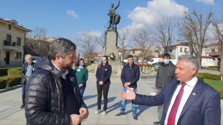 В Карлово с Велизар Шаламанов