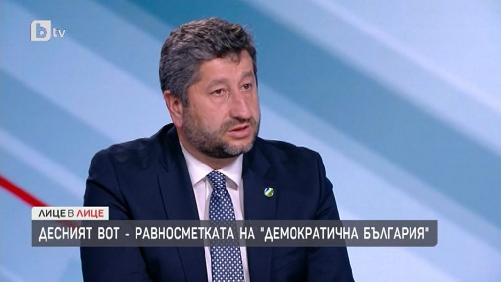 """Христо Иванов пред """"Лице в лице"""" по bTV"""