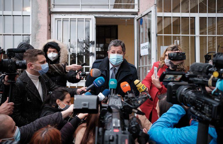 Христо Иванов гласува за една България, която може много повече