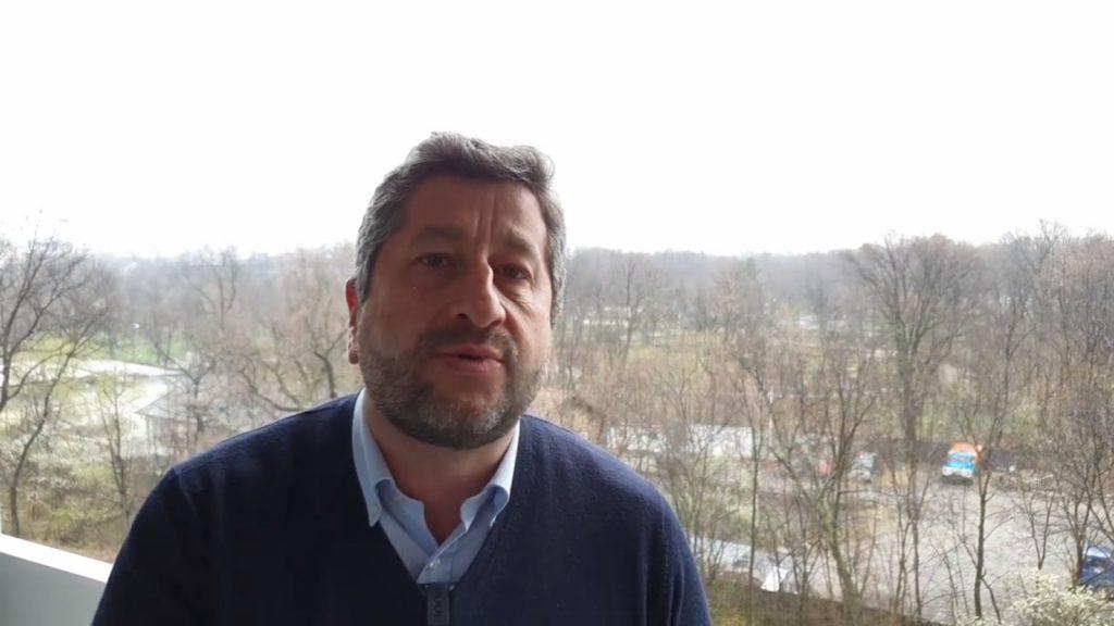 Христо Иванов: Гласуването е само днес, утре и вдругиден ще е късно. Гласувайте!