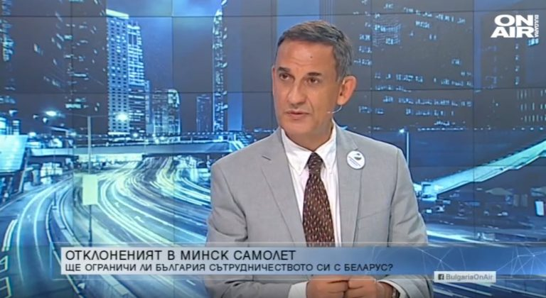 "Стефан Тафров в ""Денят On Air"""