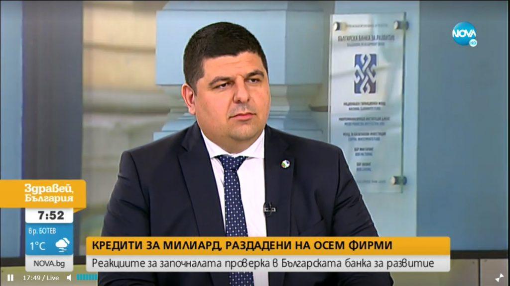 """Ивайло Мирчев в """"Здравей, България"""" по Нова телевизия"""