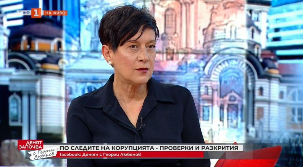 Антоанета Цонева: Визираният от САЩ политически лидер е Бойко Борисов