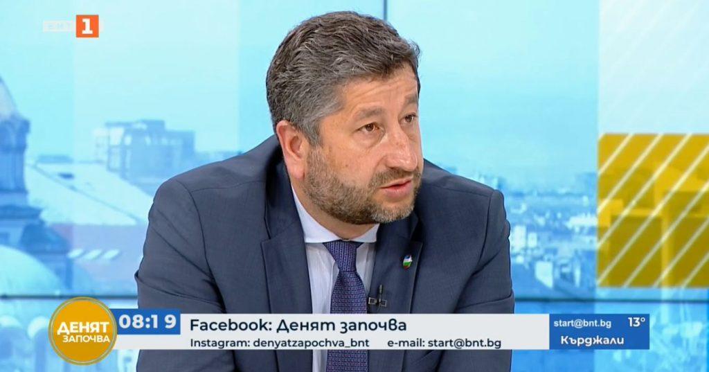 Христо Иванов поиска Гешев да поеме отговорност за опозоряването на България