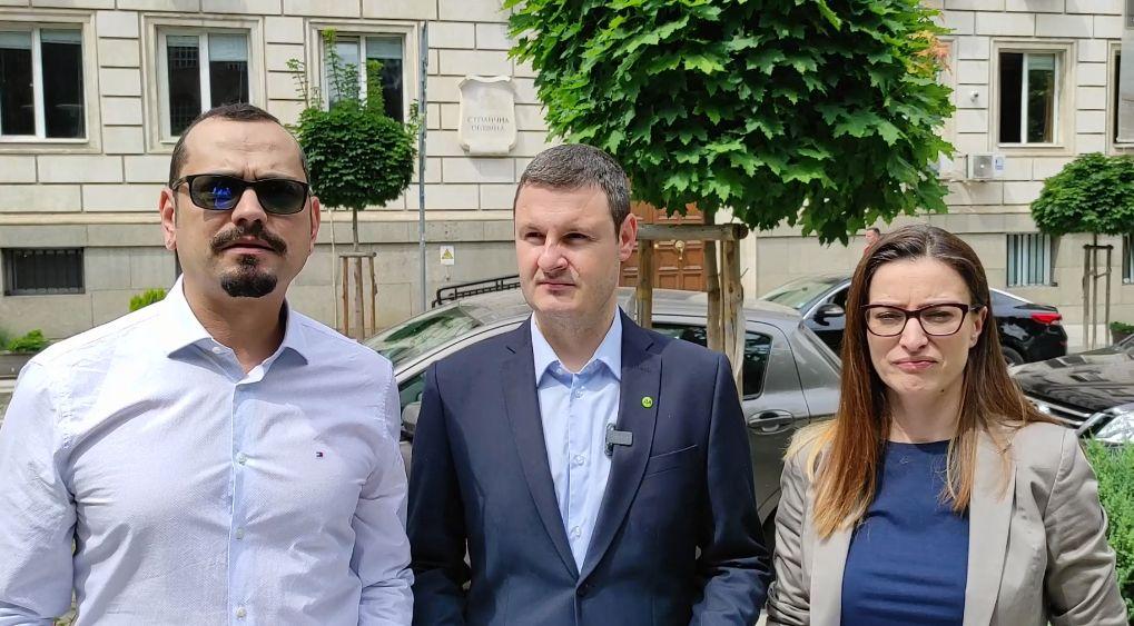 """""""Демократична България"""" иска разследване на Боршош като управител на НДК"""