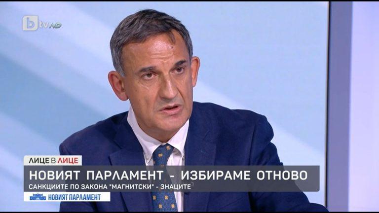 Стефан Тафров: Позицията на Борисов на срещата със Заев е шизофренна