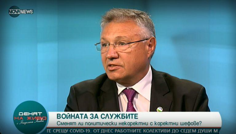 """Велизар Шаламанов в """"Денят на живо"""""""
