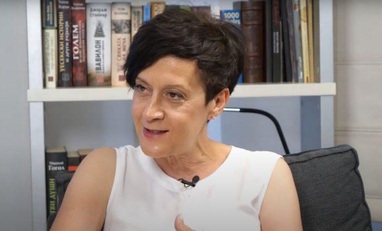 """Антоанета Цонева в студио """"Актуално"""""""