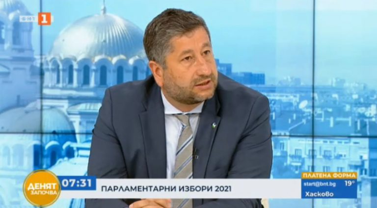 Христо Иванов пред БНТ