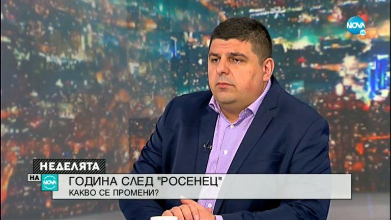 """Ивайло Мирчев в """"Неделята на NOVA"""""""
