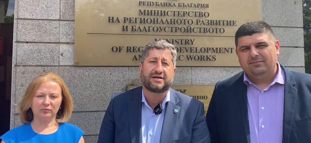 """""""Демократична България"""" настоя регионалното министерство да въведе ред на """"Росенец"""""""
