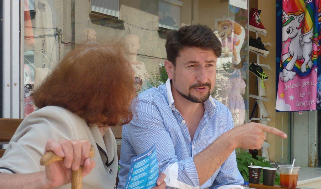 Свилен Андреев - местният кандидат, който познава проблемите на Ловеч и областта