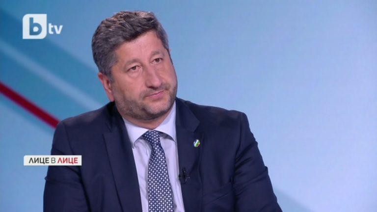 Христо Иванов пред bTV