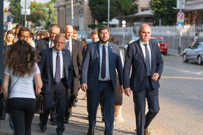 """Поискахме в 46-ото НС закриване на специализираните съд и прокуратура и комисия """"Росенец"""""""