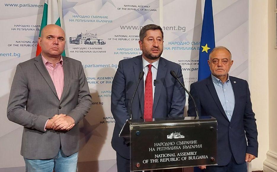 """""""Демократична България"""" няма да подкрепи предложението на ИТН за кабинет"""