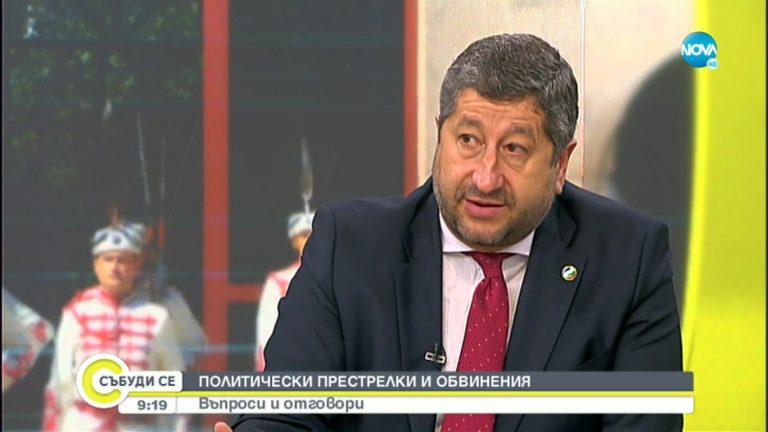Христо Иванов пред NOVA