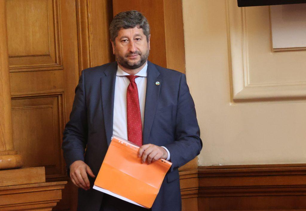 """""""Демократична България"""" няма да участва в срещата с БСП за третия мандат"""