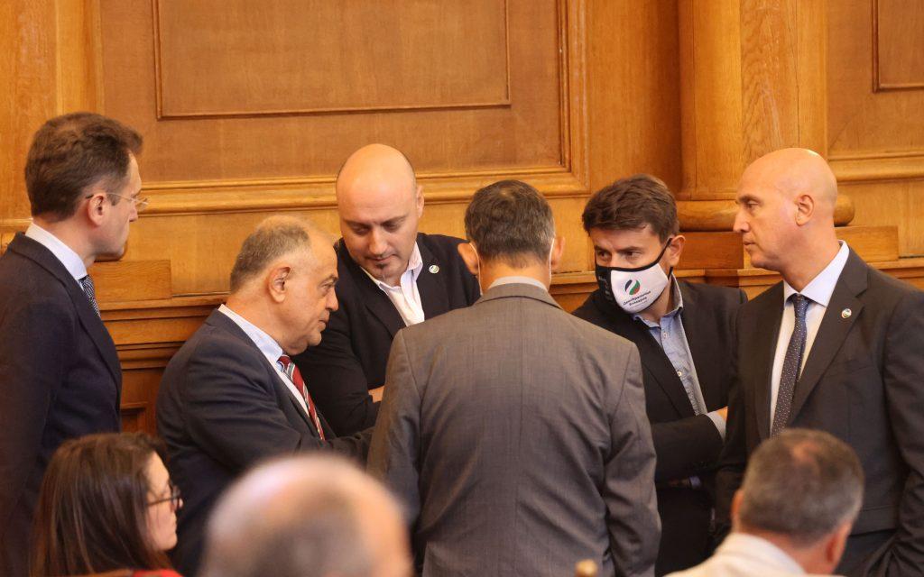 """""""Демократична България"""" поиска със законопроект промяна на статута на ВСС"""