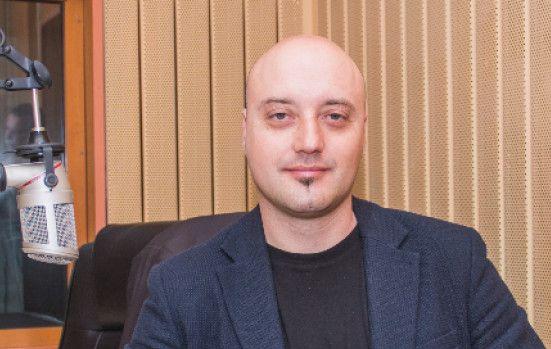 Атанас Славов пред БНР