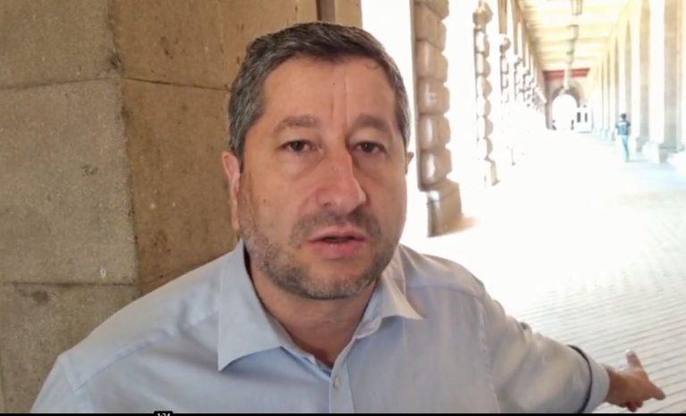 Христо Иванов на живо за кадрите с полицейско насилие