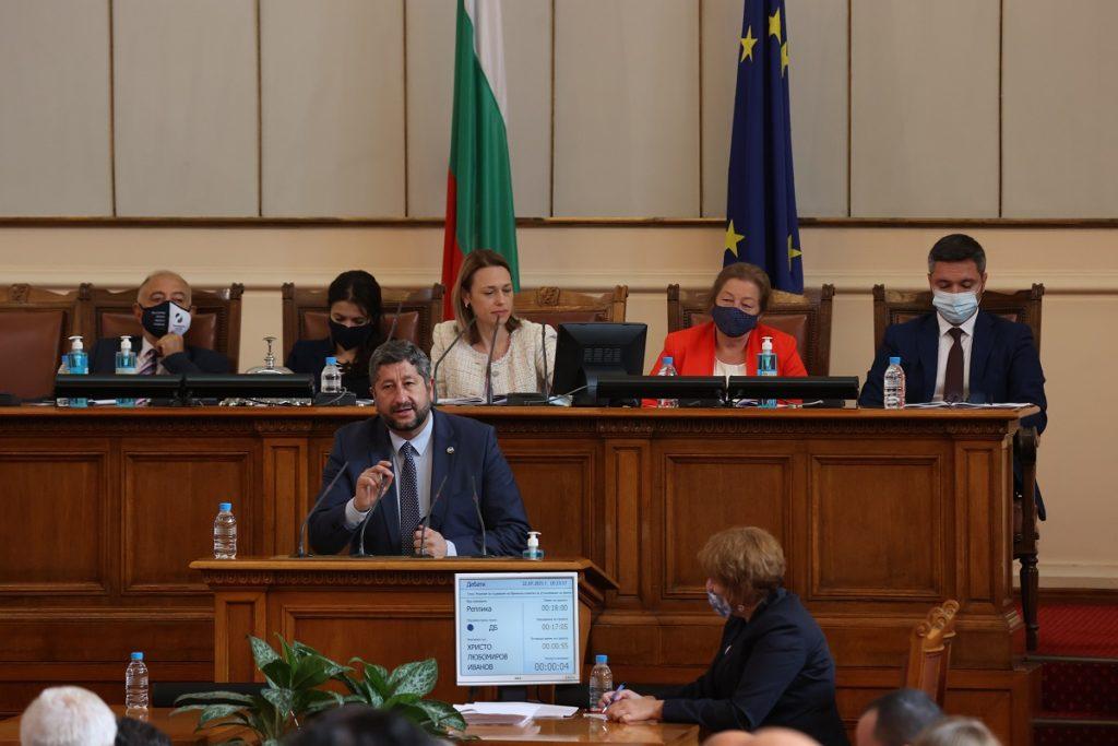 Христо Иванов: Има един начин Гешев да не идва в парламента - да си подаде оставката