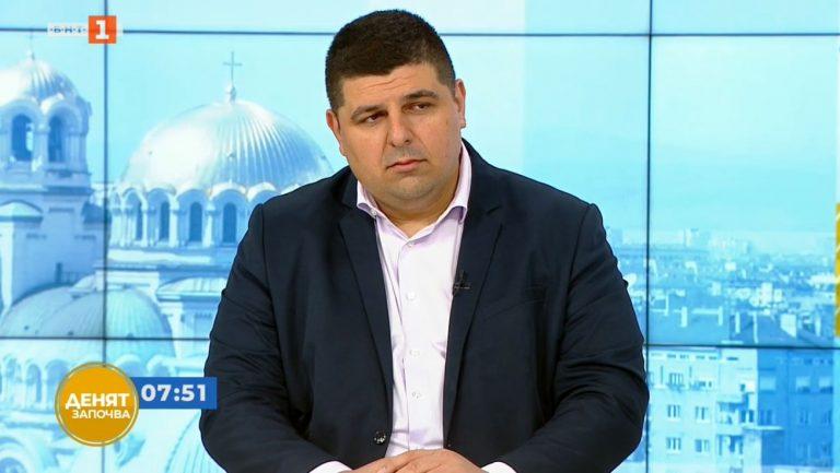 Ивайло Мирчев пред БНТ